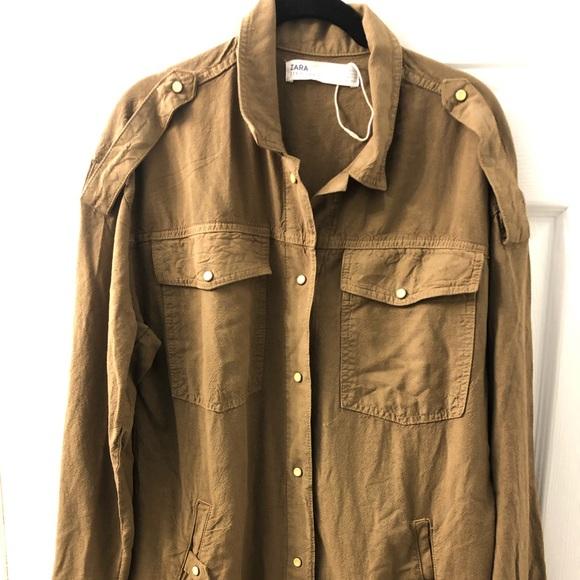 Zara Jackets & Blazers - Brand new zara jacket
